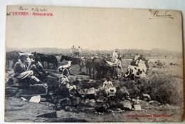 CPA-KP-PC- Erytree - COLONIA ITALIANA -- ABBEVERATA - Erythrée