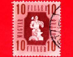 UNGHERIA - Usato - 1946 - Industria Ed Agricoltura - Utensili - 10