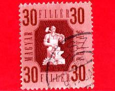 UNGHERIA - Usato - 1946 - Industria Ed Agricoltura - Utensili - 30