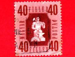 UNGHERIA - Usato - 1946 - Industria Ed Agricoltura - Utensili - 40