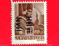 UNGHERIA - Nuovo - 1946 - Liberazione Dell'Ungheria - Conte Andras Hadik (1710-1790) - Sovrastampato 'Helyi Levél' - 10