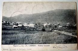 CPA-KP-PC- Erytree - COLONIA ITALIANA -- CHINDA VEDUTA GENERALE - Erythrée