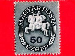 UNGHERIA - Nuovo - 1946 - Postino A Cavallo - Postrider - 50