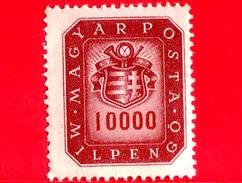 UNGHERIA - Nuovo - 1946 - Stemma E Corno Postale - Arms And Posthorn - 10.000.000.000 P