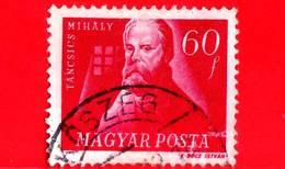 UNGHERIA - Usato - 1947 - Combattenti Per La Libertà - Mihaly Tancsics (1799-1884) - 60
