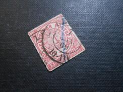 Mi 4 - 1Gr - Altdeutschland -  Norddeutscher Bund (nördlichen Postbezirk)  - 1868 - Mi 3,00