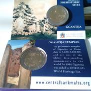 "Pièce Commémorative 2 Euro Malte 2016 Coincard "" Temples De Ggantija "" - Malta"