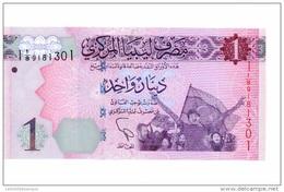Libye 1 Dinar NEUF - Libya