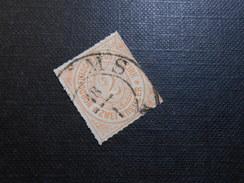 Mi 8 - 2Kr - Altdeutschland -  Norddeutscher Bund (nördlichen Postbezirk)  - 1868 - Mi 70,00