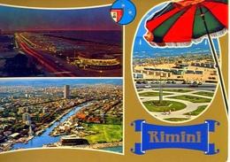 Rimini - 26 - Formato Grande Viaggiata Mancante Di Affrancatura – E1 - Rimini
