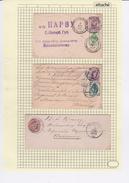 Russia Empire . Small Collection - 1857-1916 Imperium