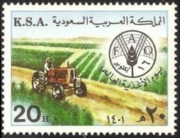 Saudi Arabia, 1981 World Food Day MNH, SG 1277, Mi 712