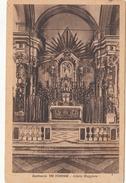 """Roma_Santuario """"TRE FONTANE""""-Altare Maggiore-Vg-8/9/1943-Originale 100% - Iglesias"""