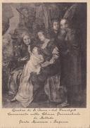 Porto Maurizio _Imperia-Quadro Di S.Anna Del Wandyck_Consacrata Nella Chiesa Parrocchiale Di Moltedo-Originale 100% - Imperia