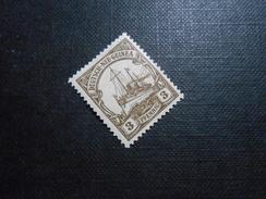 D.R.Mi 24 - 3Pf*  Deutsche Kolonien (Neuguinea) 1918 - Mi € 1,00 - Colonia: Nueva Guinea