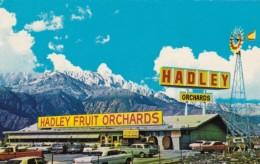 Hadley Fruit Orchards Cabazon California - Markets