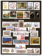 FRANCE - Année Complète 2012 - NEUF LUXE ** 97 Timbres - AVEC Les 15 Maxi Mariannes Etoiles D´OR