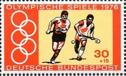 PIA - GERMANIA - 1976 : XXI° Olimpiadi Di Montreal  - (Yv  735-38) - Estate 1976: Montreal