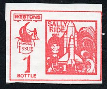 New Zealand Wine Post Imperforate Forrunner Issue. - Unclassified