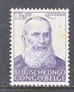 BELGIUM  CONGO  261   * - Belgian Congo