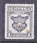 GUATEMALA  244   Fault  **   ARMS - Guatemala