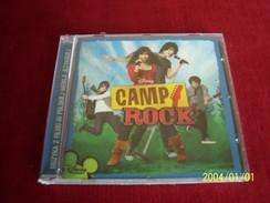FILM  DE WALL DISNEY  °°  CAMP ROCK  1    13 TITRES - Musique De Films