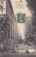 52----SAINT-DIZIER---PENSIONNAT De Melle SALEUR--46 Rue François 1er----voir 2 Scans - Saint Dizier