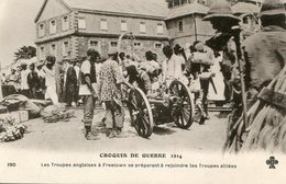 SIERRA LEONE(FREETOWN) MILITAIRE - Sierra Leone