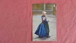 Young Girl Marken - Ref --2493 - Europe