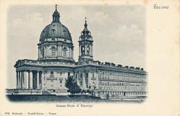 G51 - ITALIE - Torino - Chiesa Reale Di Superga - Churches