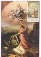 MAXIMUM CARD PAINTING , ROMANIA, GH.TATATRESCU(1820-1894)- LE REVEIL DE LA ROUMANIE(IN MUSEUM ART OF CRAIOVA)