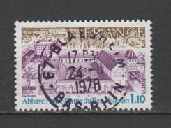 FRANCE / 1978 / Y&T N° 1999 - Oblitération Du 24/11/1978. SUPERBE !