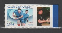 """FRANCE / 2007 / Y&T N° 4032B ** : Rugby """"Allez Les Petits...""""  (vignette Photo) - Gomme D´origine Intacte"""