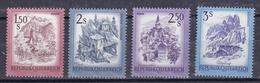 AUSTRIA  Xx 1974     MI 1439-42     -  Postfrisch    -     Vedi Foto  !