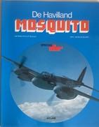 Revue - Spécial La Dernière Guerre - De Havilland - MOSQUITO - Editions Atlas - En Parfait état - - Aerei