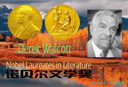 T77-089] Derek Walcott Novel Poetry  Nobel Prize Laureate In Literature, China Pre-paid Card, Postal Statioery