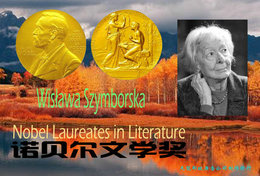 T77-093] Wisława Szymborska Novel Poetry  Nobel Prize Laureate In Literature, China Pre-paid Card, Postal Statioer