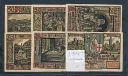 Eisenach   - Lot  Notgeldscheine   (g9342   ) Siehe Bild ! - Deutschland