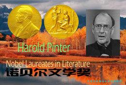 T77-102] Harold Pinter  Novel Poetry  Nobel Prize Laureate In Literature, China Pre-paid Card, Postal Statioer