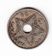 CONGO MORIN 44  1911 (CO4) - 1910-1934: Albert I