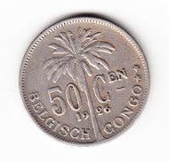 CONGO MORIN  93, 50 Ct,  1926 (CO11) - 1910-1934: Albert I