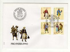 Enveloppe 1er Jour Oblitération 3000 BERN 22/05/1990