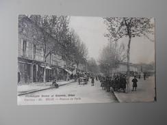 CORREZE BRIVE AVENUE DE PARIS - Brive La Gaillarde