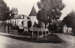 DPT 47 LAUZUN Monument Et Gendarmerie - Dieppe