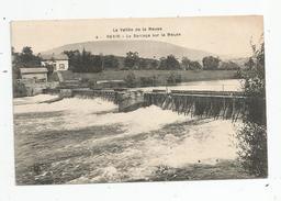 G-I-E , Cp , 55 , REVIN , Le Barrage Sur La Meuse , écrite - Otros Municipios