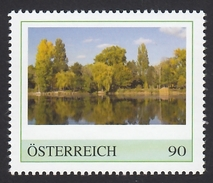 ÖSTERREICH 2014 ** Nationalpark Donau Auen - PM Personalisierte Marke MNH
