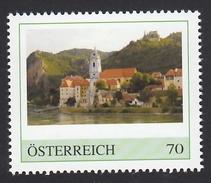 ÖSTERREICH 2014 ** Dürnstein An Der Donau In Der Wachau - PM Personalisierte Marke MNH