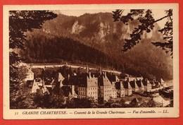CP37 38 SAINT PIERRE DE CHARTREUSE 31  Le Couvent