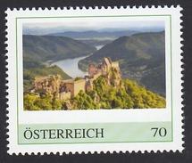 ÖSTERREICH 2014 ** Ruine Aggstein An Der Donau In Der Wachau - PM Personalisierte Marke MNH