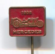 MERCEDES - Auto, Car, Automotive, Vintage Pin, Badge, Abzeichen - Mercedes